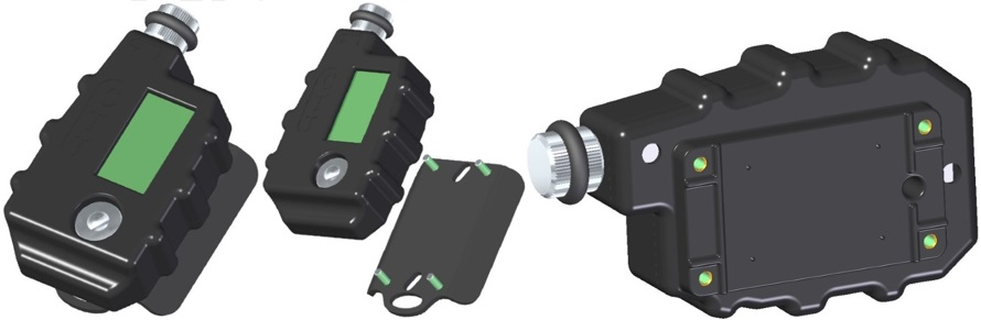 Chameleon tactical transmitter